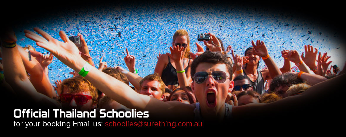 Official Thailand Schoolies